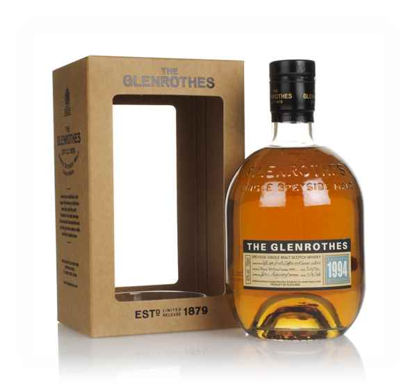 The Glenrothes 1994 (bottled 2010)