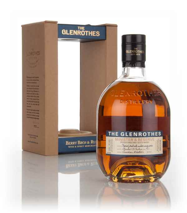 The Glenrothes Minister's Reserve