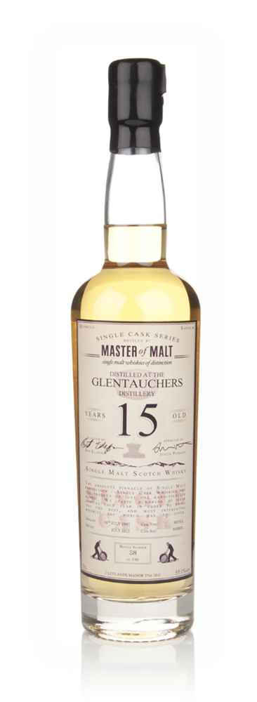 Glentauchers 15 Year Old 1997 - Single Cask (Master of Malt)