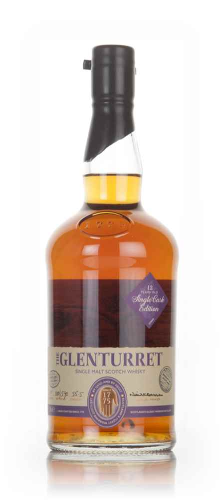 Glenturret 12 Year Old 2004  (cask 110)