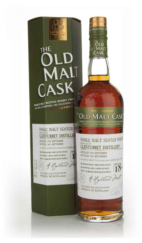 Glenturret 18 Years Old 1994 - Old Malt Cask (Douglas Laing)