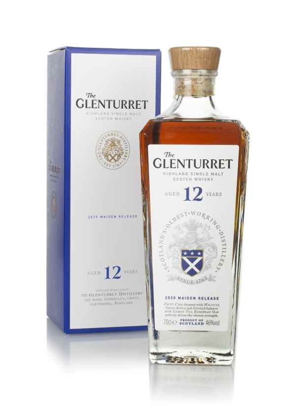 The Glenturret 12 Year Old (2020 Maiden Release)