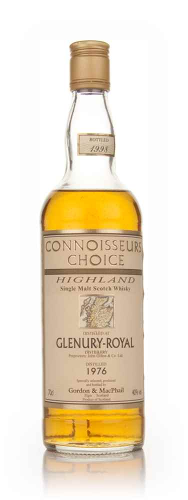 Glenury Royal 1976 - Connoisseurs Choice (Gordon and MacPhail)