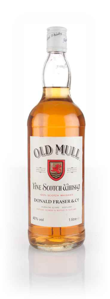 Old Mull Blended Scotch Whisky 1l - 1980s