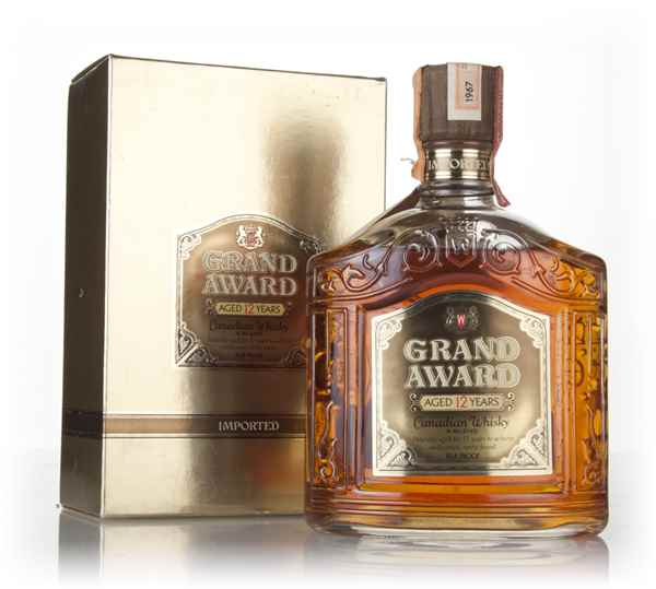 Grand Award 12 Year Old - 1979