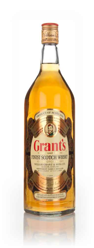 Grant's Special Family Reserve Finest 1l - 1970s