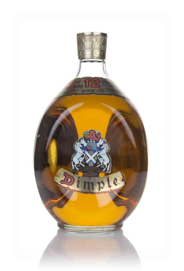 Haig's Dimple 12 Year Old (1L) - 1980s