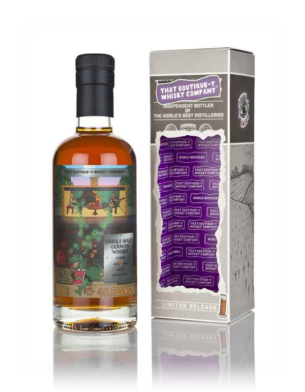Elsburn 7 Year Old (That Boutique-y Whisky Company