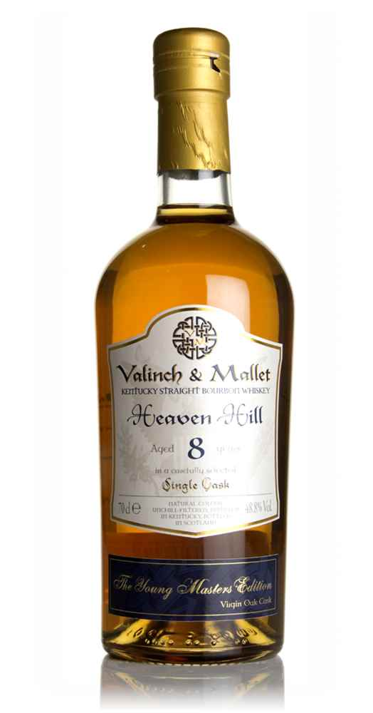 Heaven Hill 8 Year Old 2009 - The Young Masters Edition (Valinch & Mallet)