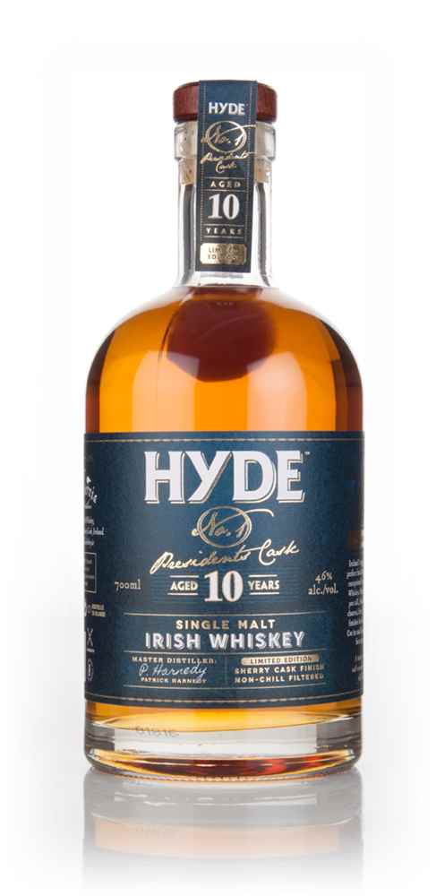 Hyde 10 Year Old No.1 President's Cask