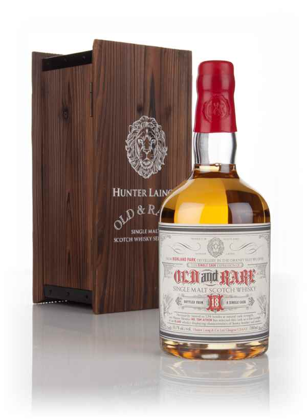 Highland Park 18 Year Old (cask 10854) - Old & Rare (Hunter Laing)
