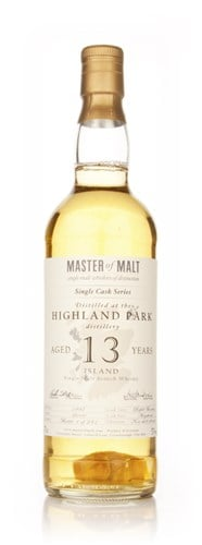 Highland Park 13 Year Old - Single Cask (Master of Malt)