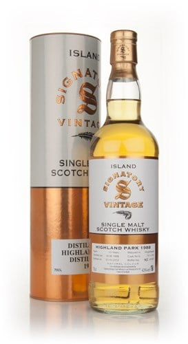 Highland Park 23 Year Old 1988 (Signatory)
