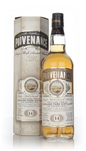 Highland Park 14 Year Old 1998 (cask 9630) - Provenance (Douglas Laing)