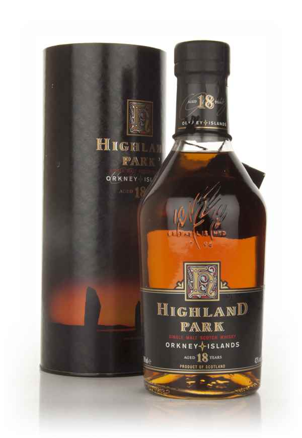 Highland Park 18 Year Old (Old Bottling)