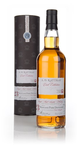 Highland Park 23 Year Old 1990 (cask 580) - Cask Collection (A. D. Rattray)