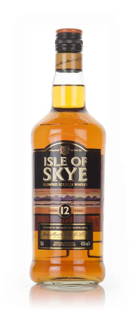 Isle Of Skye 12 Year Old (Ian Macleod)