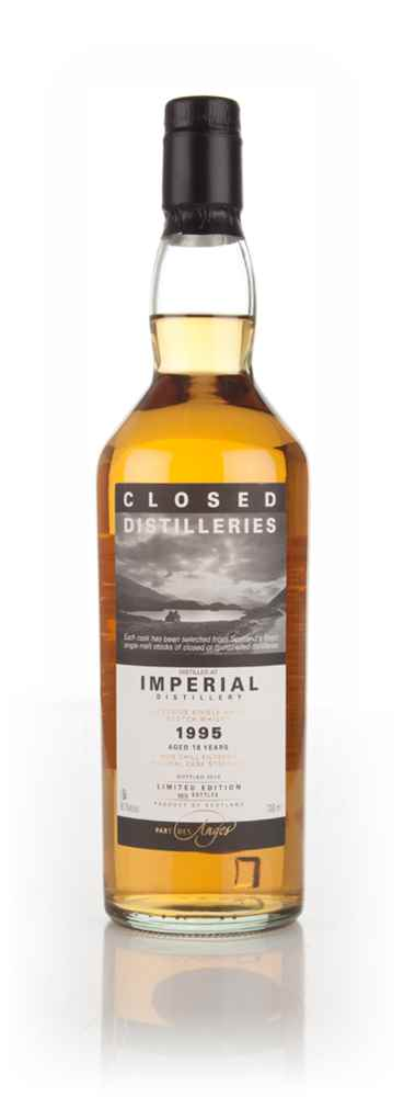 Imperial 18 Year Old 1995 - Closed Distilleries (Part Des Anges)