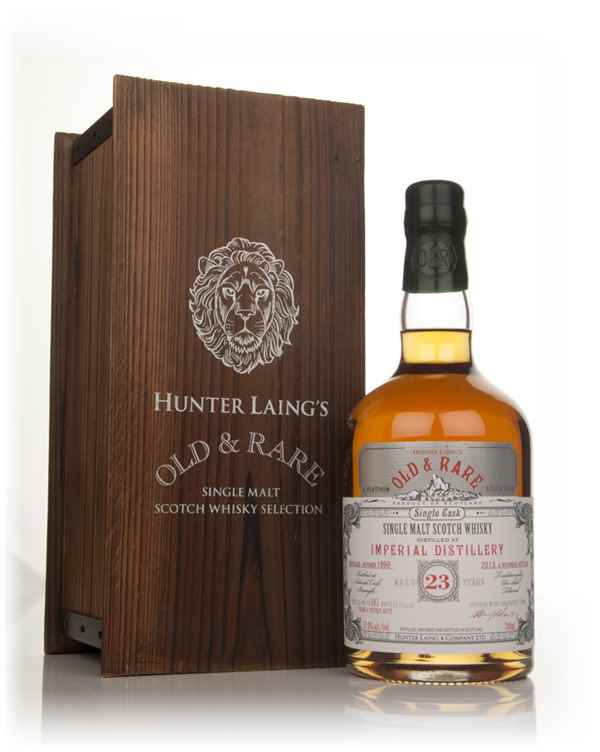 Imperial 23 Year Old 1990 - Old & Rare Platinum (Hunter Laing)