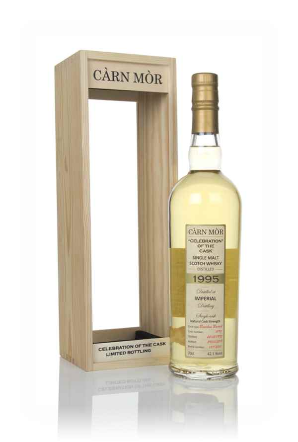 Imperial 23 Year Old 1995 (cask 4190) - Celebration Of The Cask (Càrn Mòr)