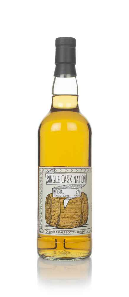 Imperial 24 Year Old 1996 (cask 3420) - Single Cask Nation