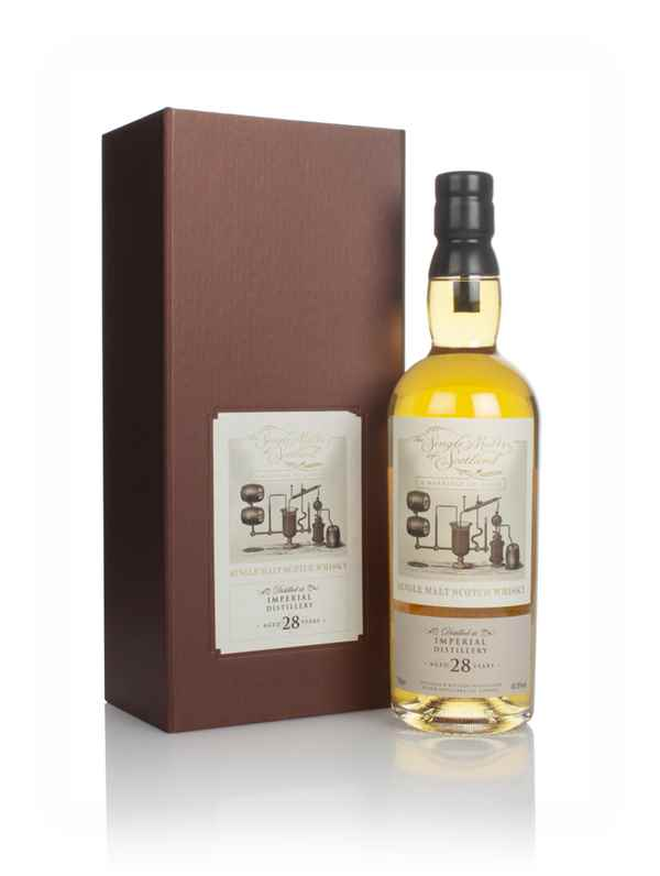 Imperial 28 Year Old - The Single Malts of Scotland