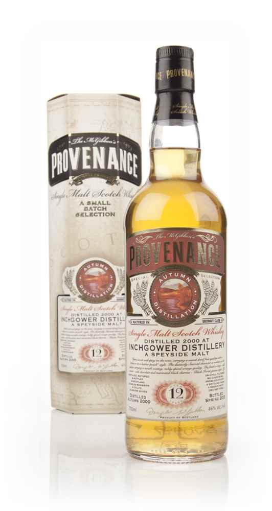 Inchgower 12 Year Old 2000 (cask 9763) - Provenance (Douglas Laing)