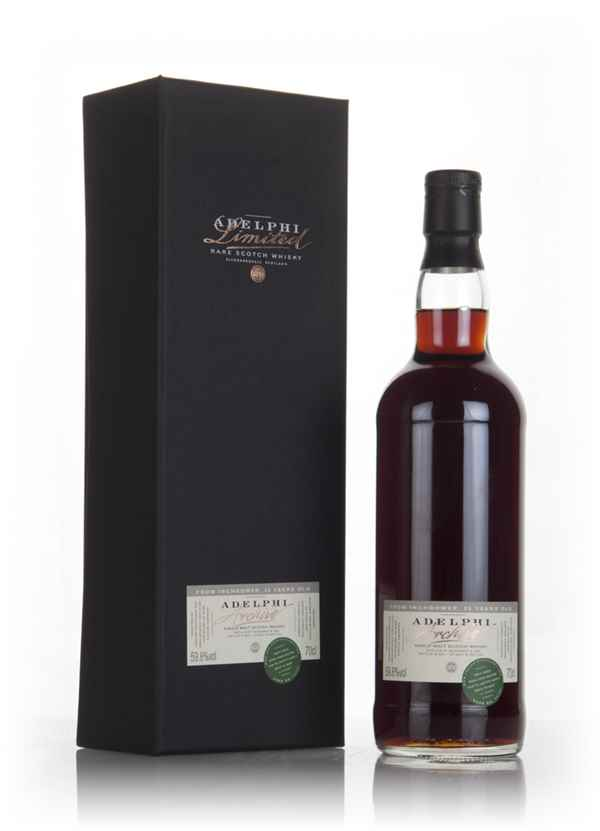 Inchgower 26 Year Old 1980 (cask 14155) (Adelphi)