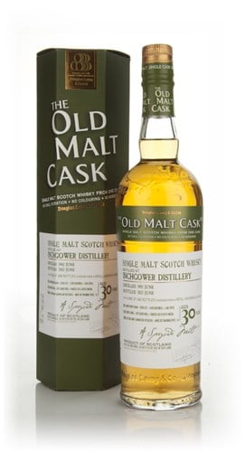 Inchgower 30 Year Old 1982 - Old Malt cask (Douglas Laing)