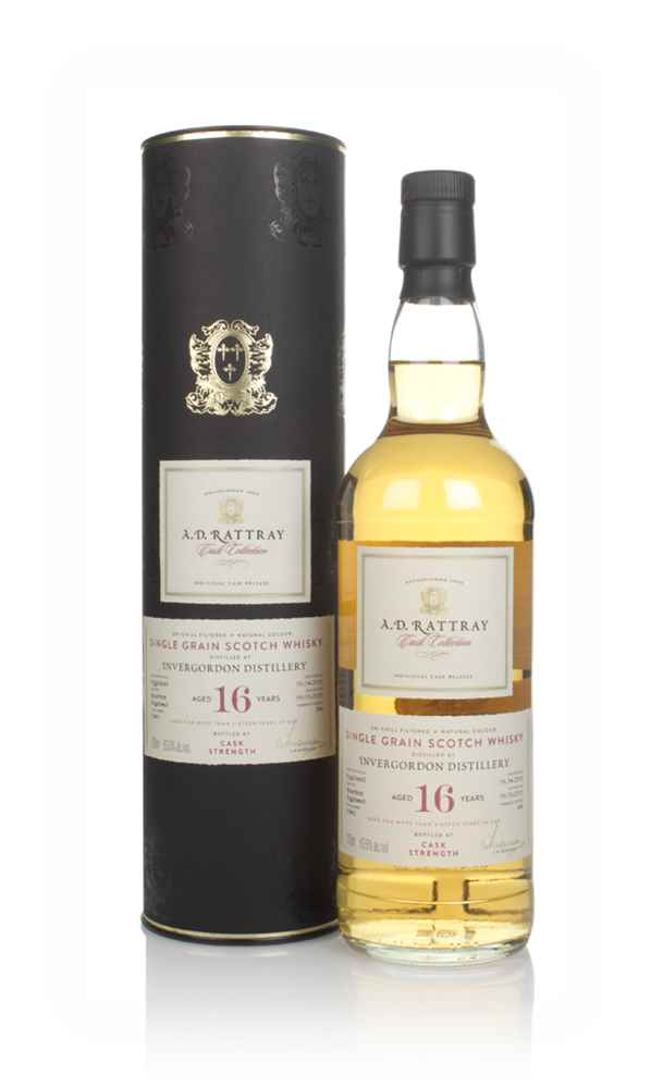 Invergordon 16 Year Old 2003 (cask 37483) - Cask Collection (A.D. Rattray)
