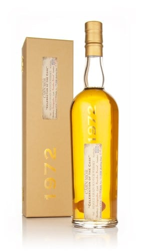 Invergordon 37 Year Old 1972 (casks 60478 & 63675) - Celebration of the Cask (Càrn Mòr)
