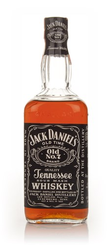Jack Daniel's Tennessee Whiskey - 1975