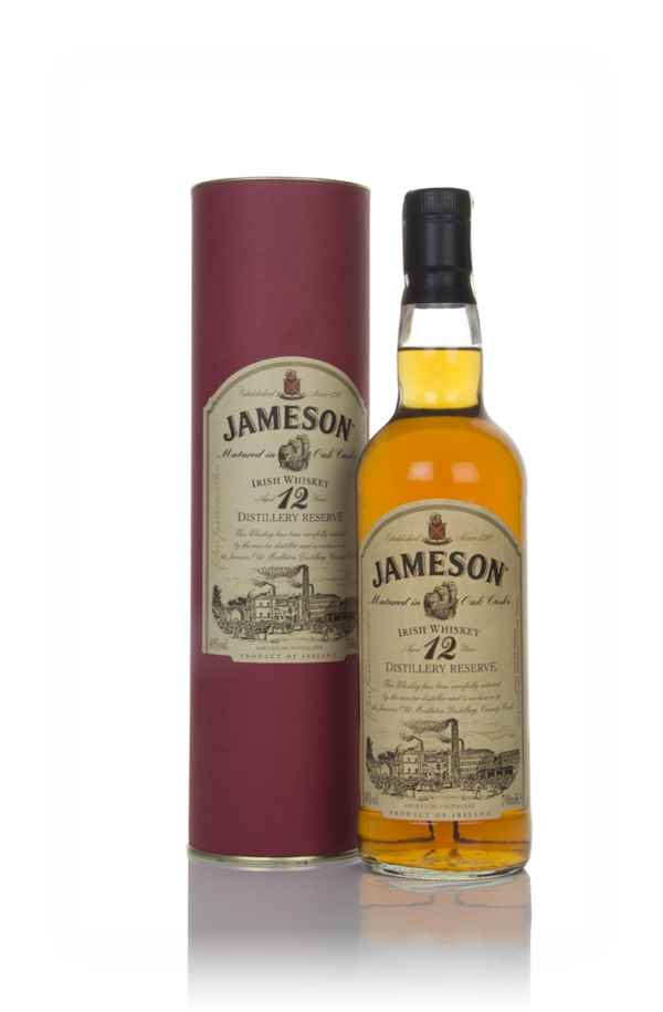 Jameson 12 Year Old Distillery Reserve - 1990s
