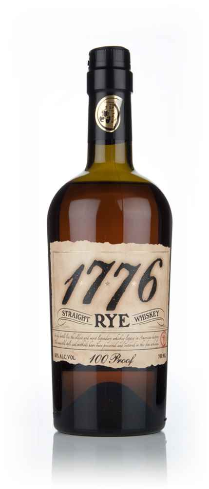 1776 Straight Rye Whiskey - 100 Proof