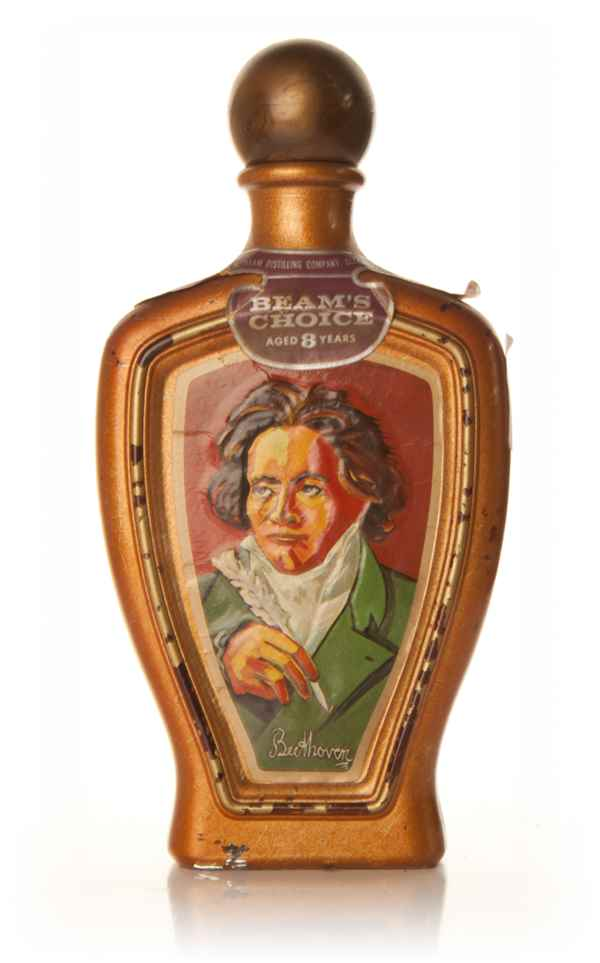 Beam's Choice - Beethoven Decanter