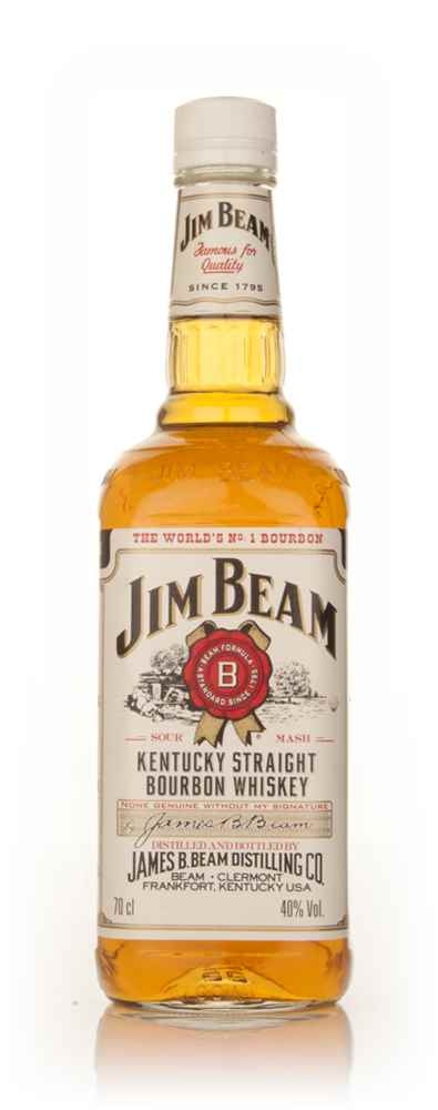 Jim Beam White Label - 2000s