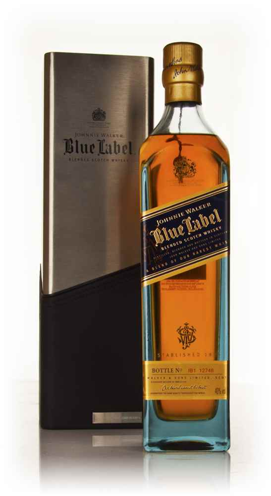 Johnnie Walker Blue Label - Porsche Chiller