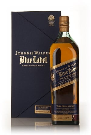 Johnnie Walker Blue Label Signature 1l