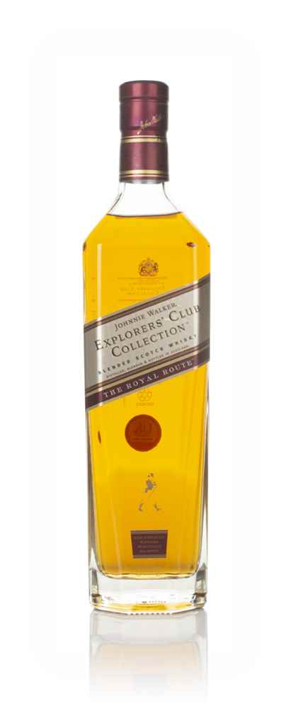 Johnnie Walker Explorers' Club Collection - The Royal Route