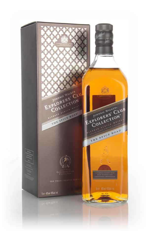 Johnnie Walker Explorers' Club Collection - The Spice Road