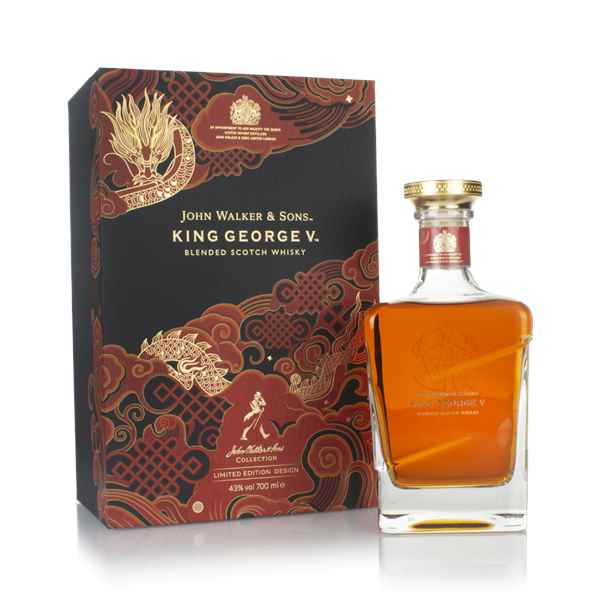 Johnnie Walker King George V - Chinese New Year Edition 2021