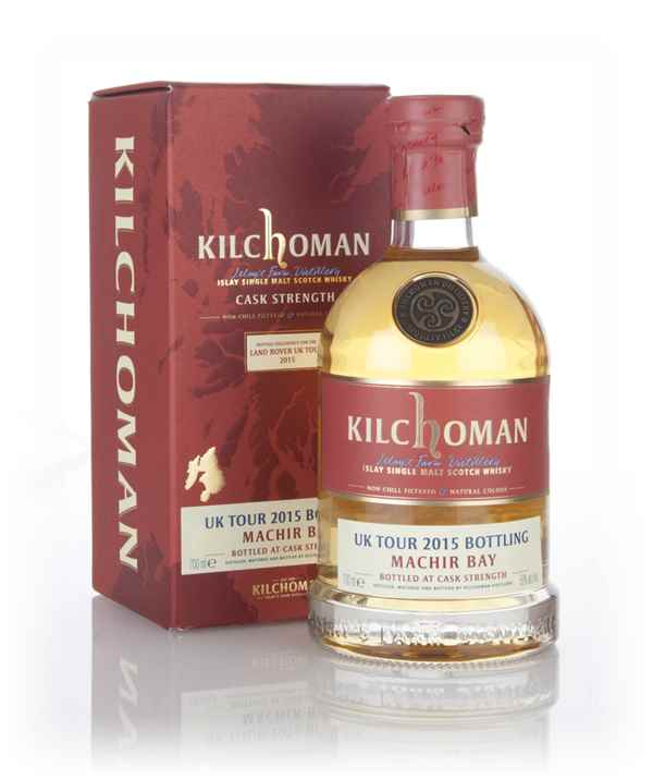 Kilchoman Machir Bay - UK Tour 2015 Bottling