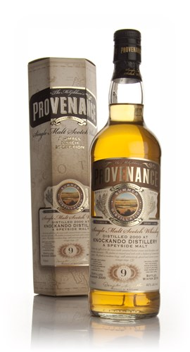 Knockando 9 Year Old 2000 - Provenance (Douglas Laing)