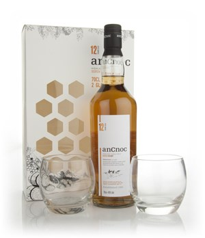 anCnoc 12 Year Old with 2 Glasses Gift Pack