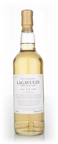 Lagavulin 14 Year Old 1990 (The Syndicate)