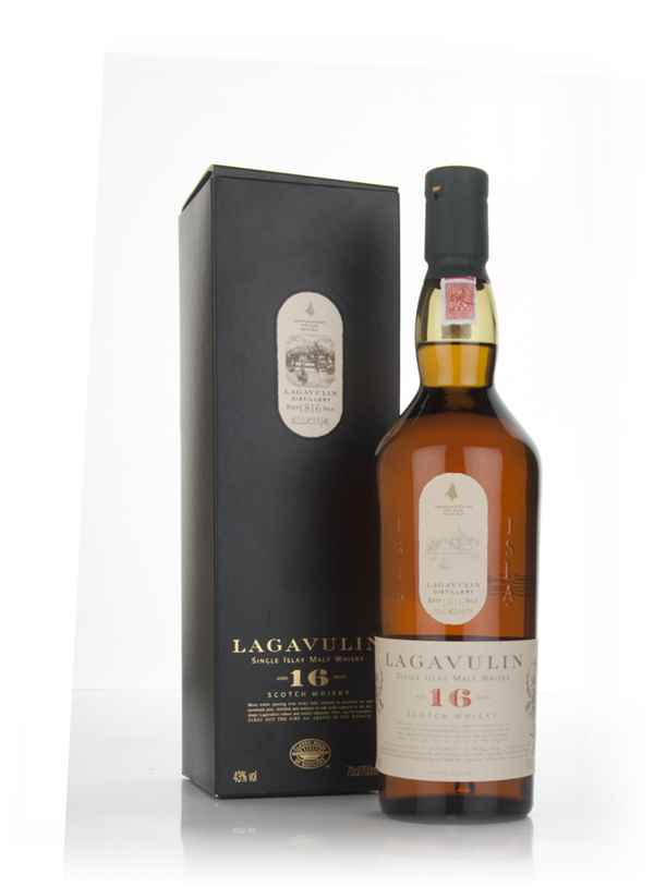 Lagavulin 16 Year Old (Old Bottling)