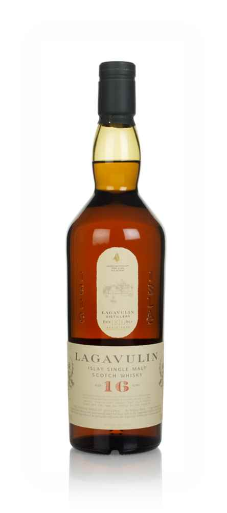 Lagavulin 16 Year Old Whisky - Master of Malt