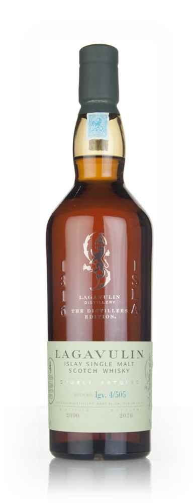 Lagavulin 2000 (bottled 2016) Pedro Ximénez Cask Finish - Distillers Edition