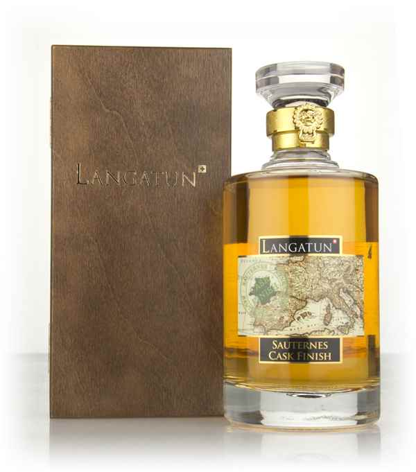 Langatun 6 Year Old 2010 - Sauternes Cask Finish