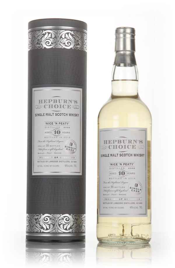 'Nice 'n Peaty' 10 Year Old 2006 - Hepburn's Choice (Langside)